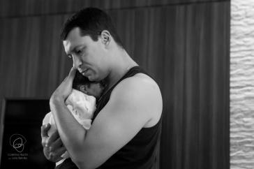 2016 12 26 Nascimento da Fernanda, parto da Camila. Pai Sergio.