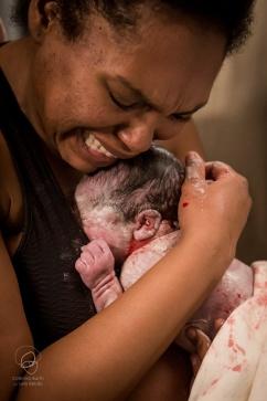 2017 03 03: Nascimento do Kalel, parto Luciana.